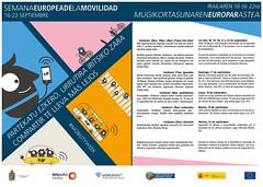 Programa de actividades de la edición 2017.
