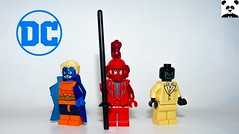DC Figbarf - Comics (Random_Panda) Tags: lego figs fig figures figure minifigs minifig minifigures minifigure purist purists character characters film films movie movies television tv comics superhero superheroes hero heroes super comic book books show shows dc villains toy batman superman wonder woman aquaman green lantern the flash animal man crimson knight black mask