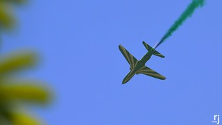 Saudi Hawk, Air Show, Independence Day, Pakistan