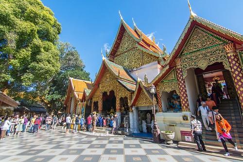 doi suthep pui chiang mai - thailande 44