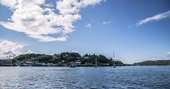 West Scotland - Oban (joanjbberry) Tags: scotland oban harbour water sea coast boattrip island mountains munros