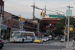 IMG_1329 (GojiMet86) Tags: mta nyc new york city bus buses 1999 t80206 rts 5185 q101 steinway street astoria blvd