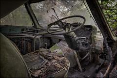 Abandoned van (ducatidave60) Tags: fuji fujifilm fujinonxf23mmf14 fujixt1 abandoned decay dereliction urbandecay urbex