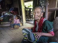 Chin Woman (Gabriele Rodriquez 3,5 millions thanks) Tags: gabrielerodriquez fuji gfx50s myanmar travel trip people peopleoftheworld
