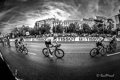 Vuelta ciclista a España (2017) (Raúl Moral) Tags: nikon d7500 nikonistas cycling bikeporn cyclingphotos bycicle vuelta españa spain madrid 2017