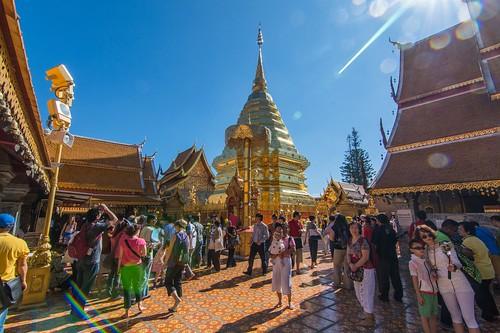 doi suthep pui chiang mai - thailande 39
