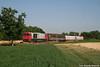 Mini Merci (Massimo Minervini) Tags: g2000dp g2000 g200018 fer reggioemiliadinazzano trenomerci rail diesel pratissolo lineareggiosassuolo ferrovia ferroviaprivata canon400d