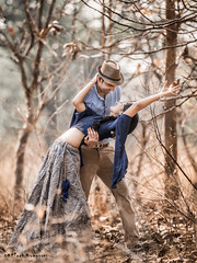 In to the wild (Karteek Sivagouni) Tags: coupleshoot karteeksivagouni karteek sivagouni wedding weddings india best photography photographer emotions candid love madeforeachother forever couplegoals couple affection outdoor hyderabad forest dance step just before moment