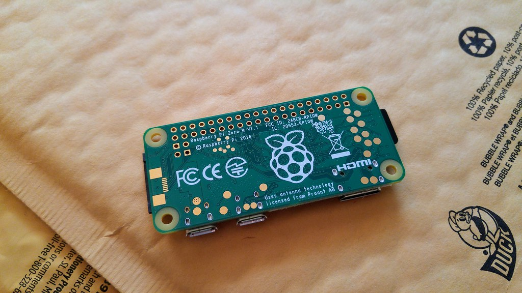 Raspberry Pi – AndyMelton net