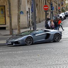 Lamborghini (dcstep) Tags: n7a1051dxo paris8earrondissement îledefrance france fr vikingcruises allrightsreserved copyright2017davidcstephens dxoopticspro1142 vacation travel