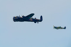 BlackpoolAirshow_2017-6481 (Stephen J Long) Tags: air airshow aeroplane airplanes blackpool blackpoolairshow2016 lancasterbomber spitfire jets flyby worldwar2 wwii battleofbritain lestweforget aircraft