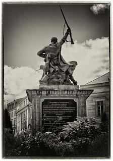 Bergerac Monument