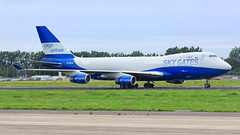 Sky Gates Airlines Boeing B747-4F VP-BCH (SjPhotoworld) Tags: netherlands holland maastrichtaachenairport maastricht mst beek ehbk airport skygates skygatesairlines boeing b747 b747400 b747f b747400f canon challenge cargo cargoplane cargoramp freighter freight say baku azerbaijan moskou airliner aircraft airplane airline airliners airlines aviation avgeek plane planespotting outdoor takeoff rotation runway departure heavy jumbo vehicle jet jetliner spotting transport travel xtralong arrival fr24 flickr flickrelite final people vpbch
