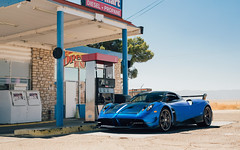 Blue BC. (Alex Penfold) Tags: pagani huayra bc blue supercars supercar super car cars autos alex penfold 2017 california america