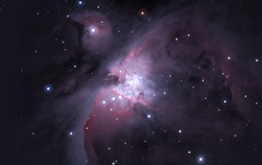 M42 the Orion Nebula (1CM69) Tags: 1cm69 750d astrophotography canon canon750d constellation kjevans m42 nebula orion photoshop startools twitchen england unitedkingdom gbr