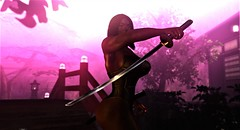 Warrior Goddess (Ms Soul) Tags: muscle fitness sexyfreak beautiful showingoff sword shemale genesislab strength stunning bikini sexy warrior goddess