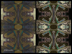 Abstract Rug (front & back) (Stephenie DeKouadio) Tags: canon hypnotique texture art artistic abstract abstractart abstractpainting darkandlight