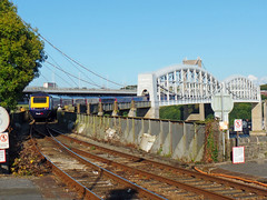43159 Royal Albert Bridge (Marky7890) Tags: gwr 43159 1a94 class43 hst royalalbertbridge railway saltash cornwall cornishmainline train
