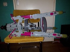 SHIPtember 2017 finished (thehaarie) Tags: shiptember ship starfighter lego space