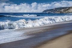 El mar no cesa (javipaper) Tags:
