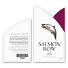 Salmon Row (graphiq design) Tags: deign graphicdesign wine winelabel create creative