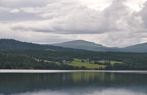 Boerderij aan Stora Blåsjön
