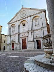 Pienza dome (saveriosalvadori) Tags: architecture architettura dome duomo pienza tuscany theidealcity