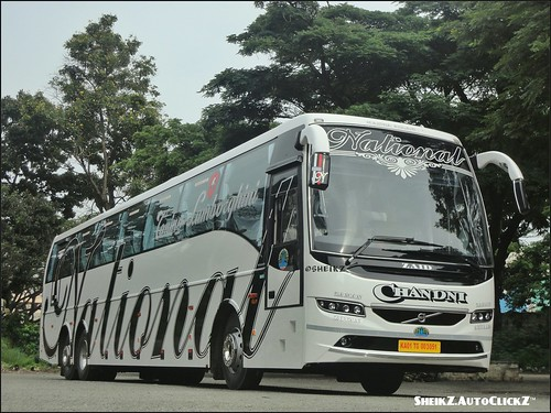 National Travels Chandni Chandni Nationaltravels B11r Euro4