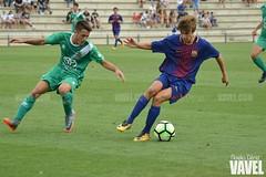 DSC_0215 (VAVEL España (www.vavel.com)) Tags: barcelona barça fcb planterfcb masía cantera juvenil dh formativo bellvitge divisióndehonor blaugrana