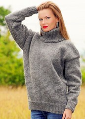 Sweatergirl in casual soft wool turtleneck (Mytwist) Tags: grey hand knitted mohair wool sweater soft thick handmade jumper by supertanya123 turtlemeck tn tneck timeless knitwear sweatergirl fashion female fetish woolfetish design vintage vouge bulky bulgaria cabled cozy chunkysweater chunkey fisherman femdom girlfriend woman wolle classic rollneck retro passion polo love knitting handknitted heavy