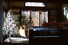 Lounge (Jim Davies) Tags: 35mm film filmfilmforever oldfilm 35mmfilm canon eos 500 slr colourfilm veebotique columbus ohio usa december hockinghills alleghenyplateau kodak portra 160asa xmas