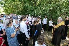 56. Крестный ход в скит святителя Иоанна Шанхайского