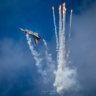 Aerobatic Fireworks