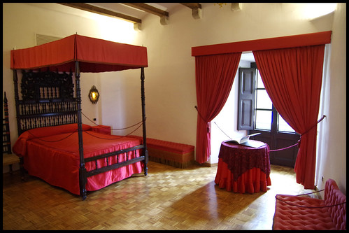 Casa Museu Castell Gala Dalí-Púbol-6 Habitació de convidats (1)