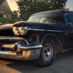'58 Cadillac Hearse thumbnail