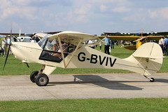 G-BVIV (GH@BHD) Tags: gbviv lightaeroavidspeedwing lightaeroavid speedwing microlight laa laarally laarally2017 sywellairfield sywell aircraft aviation