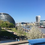 City Hall and the River Thames, London thumbnail