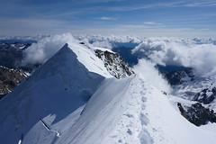 _DSC3159 (farix.) Tags: alpen alps alpy schweiz switzerland szwajcaria trekking treking grat grań piz palu bernina berninagruppe gletscher lodowiec śnieg snow schnee