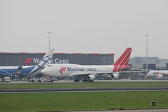Martinair Cargo Boeing 747-400 freight PH-MPS , Schiphol airport  05.09.2017 (szogun000) Tags: amsterdam netherlands nederland aviation airport schiphol ams eham aircraft airplane plane jet jetliner airliner passenger boeing b747 boeing747 boeing747400 cargo freight jumbo jumbojet martinaircargo phmps noordholland northholland canon canoneos550d canonefs18135mmf3556is