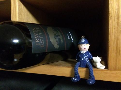 My little wine guardians