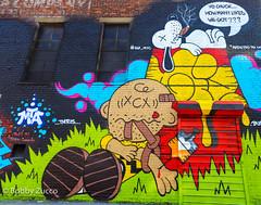 @giz_nyc (ZUCCONY) Tags: streetart nyc 2017 newyork unitedstates us bobby zucco pedrozucco yesstreetart mural muarles art street rue calle ny