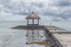 Weather (judepics) Tags: ilemaurice cloudscape mauritius pagoda weather
