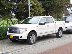 Ford F150 5.4 V8 (06 10 2009) (brizeehenri) Tags: ford f150 2009 2vfk31 vlaardingen