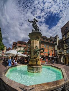 Fountain Pano