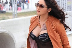 Actress Ragini Dwivedi Hot in Brahmana Telugu Movie Stills