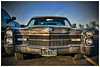 Still Beautiful (Silverio Photography) Tags: car carshow american muscle gillette bassprpshop massachuetts foxborough suburb summer classic cadillac rusty canon 60d 24mm pancake primelens photoshop elements topaz adjust hdr