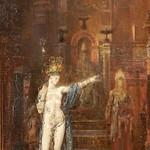 Salomé dansant par Gustave Moreau thumbnail