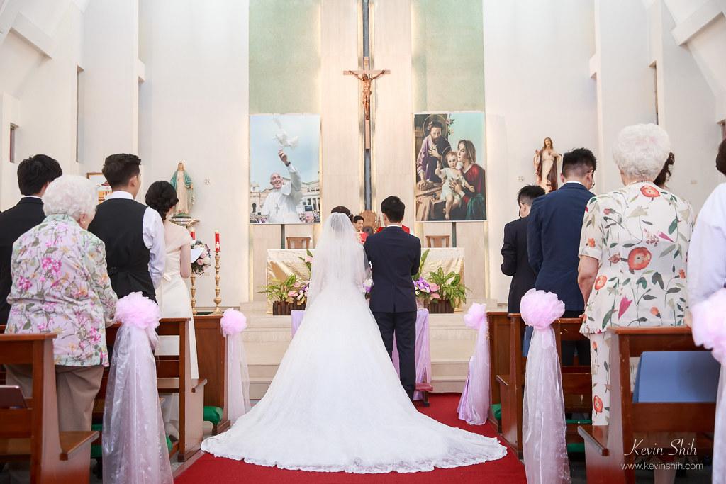 教堂婚禮婚攝推薦-教會婚禮紀錄