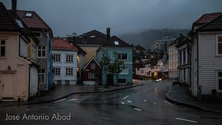 Vestre Murallmenningen, Bergen