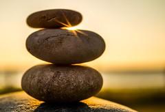 Méditation - Staying Healthy (Explore 08/08/2017) (M. Carpentier) Tags: macromondays stayinghealthy pebbles sunset sunrise leverdesoleil coucherdesoleil cailloux galets meditation relaxation yoga santé ilesdelamadeleine